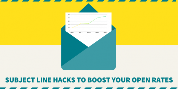 Subject line hacks to boost your open rates