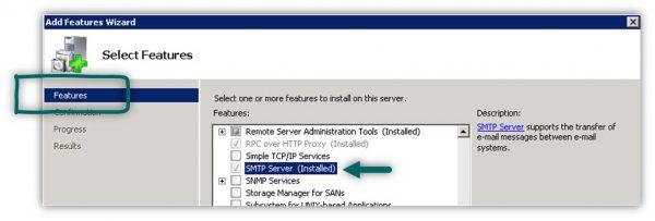 Installing-IIS-SMTP-server